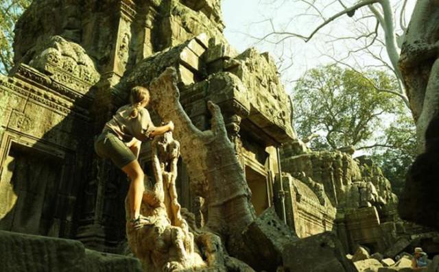 Изумительные храмы Юго-Восточной Азии