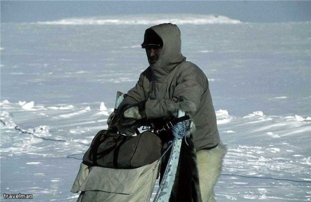 Жизнь эскимосов. Март 2007 года