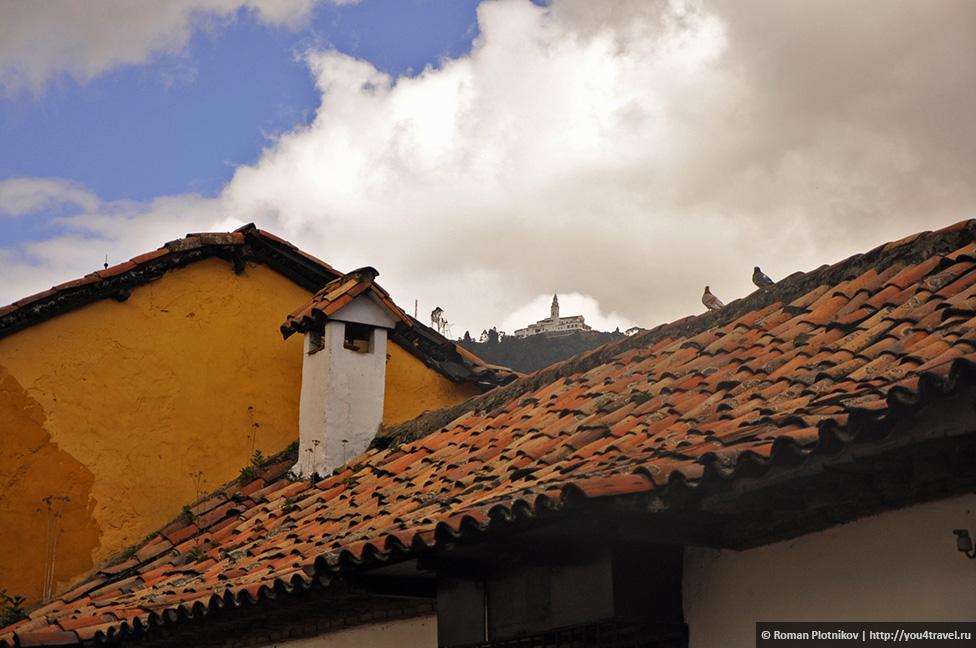 0 177dc2 467cb5e4 orig День 201 202. Охота за туристической картой Боготы и многочасовые прогулки по историческому району Ла Канделария   La Candelaria