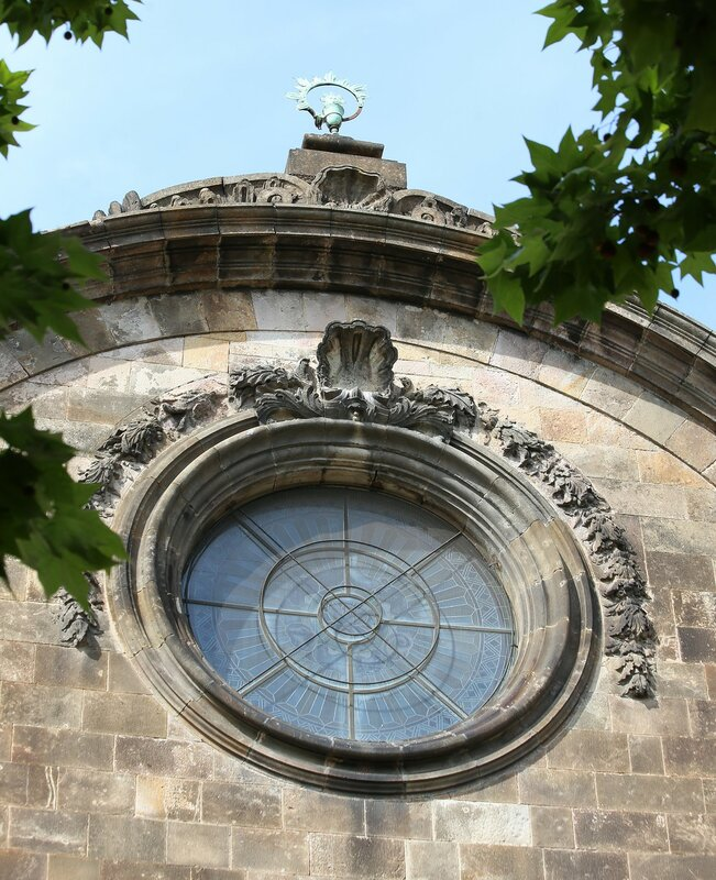 Castrense Church In the Citadel (Parroquia Castrense de la Ciutadella) (Parroquia Castrense de la Ciutadella)