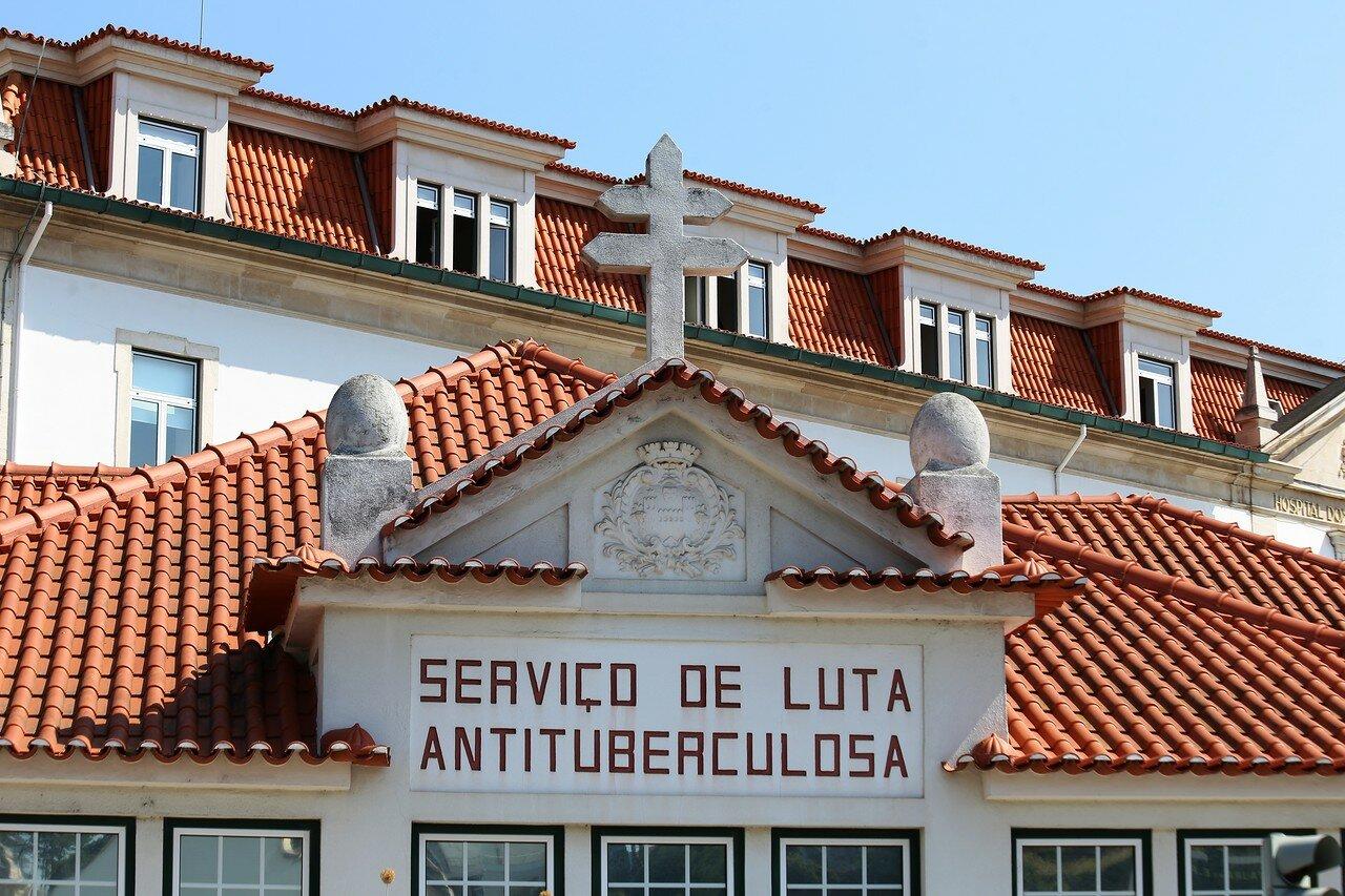 Leiria. Hospital D. Manuel de Aguiar)