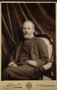 Губастов Константин Аркадьевич (1845-1919) - дипломат, генеалог