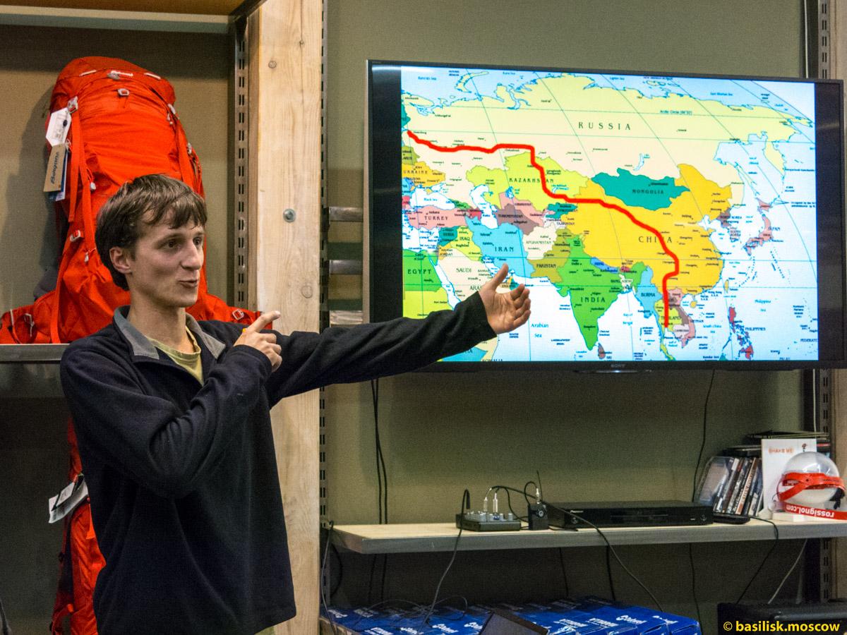 Путешественник Антон Дряничкин рассказывает о Таиланде и Бангкоке.