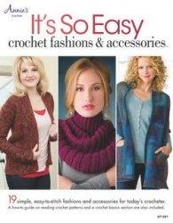 Книга It's So Easy: Crochet Fashions & Accessories