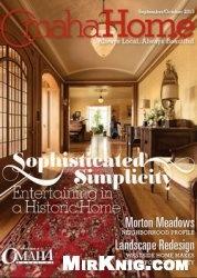 Журнал Omaha Home - №9-10 2013
