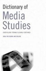 Книга Dictionary of Media Studies