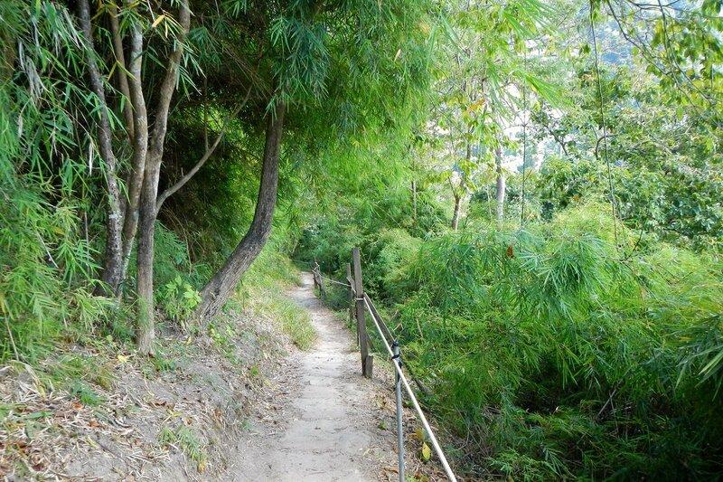 Обезьянья тропа (monkey trail) с пляжа Ao Nang на пляж Pai Plong Beach