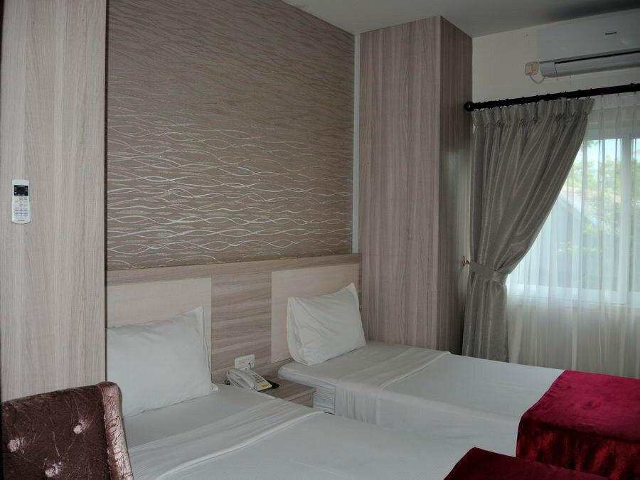 BBC Hotel в Сенгканге