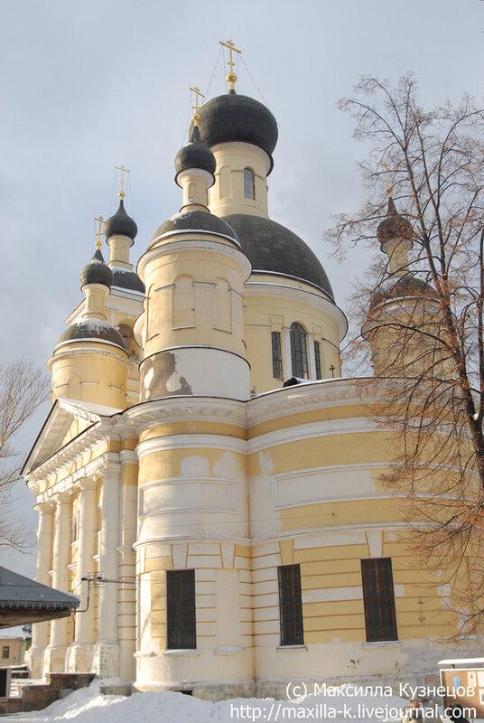 храм Троицы Живоначальной у Салтыкова моста