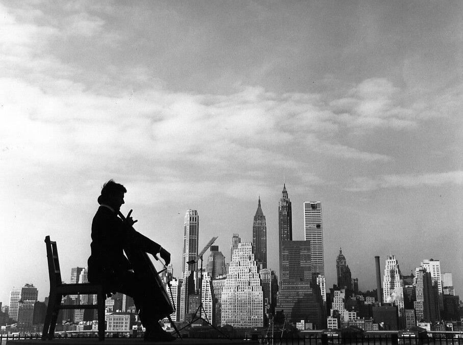 1960. Утренняя серенада для Манхэттена