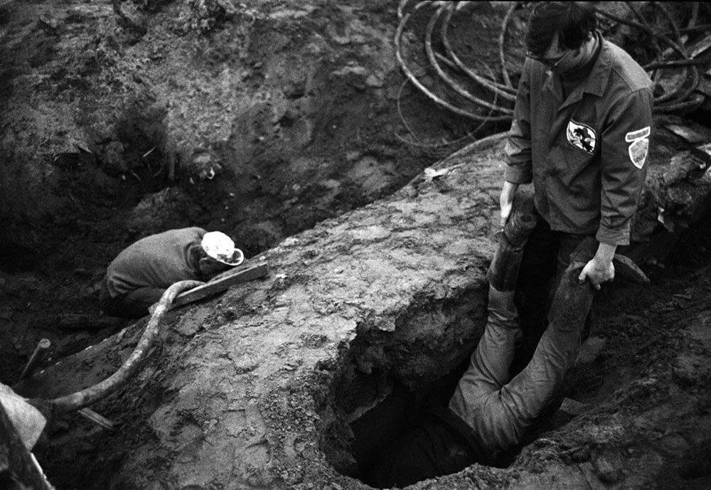 Строим будущее. Сахалин. 1974