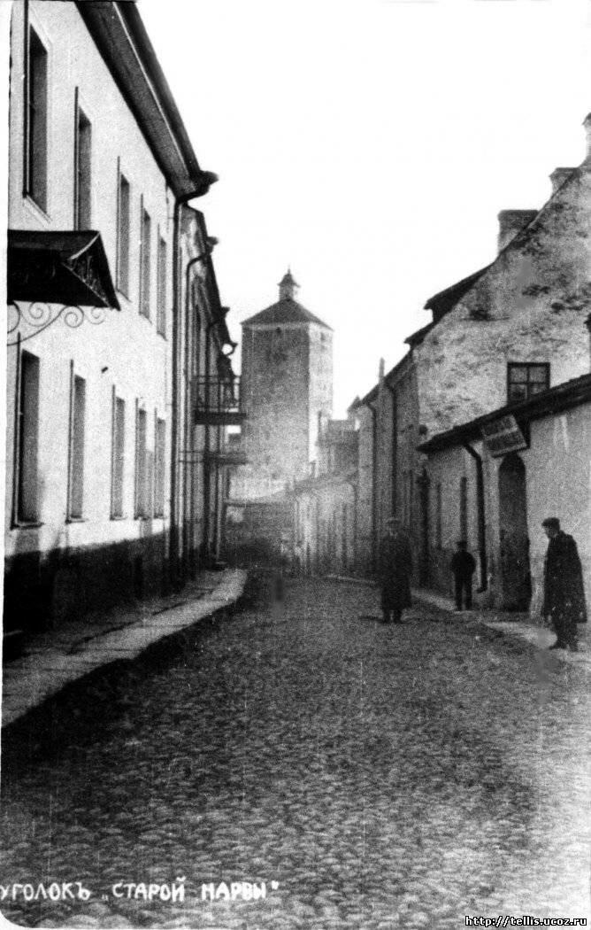 Отрезок Кирочной ул. от перекрестка с Вирской улицей