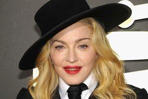 Мадонна выступит на церемонии «Грэмми»