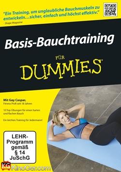 Basis Bauchtraining für Dummies (2005)