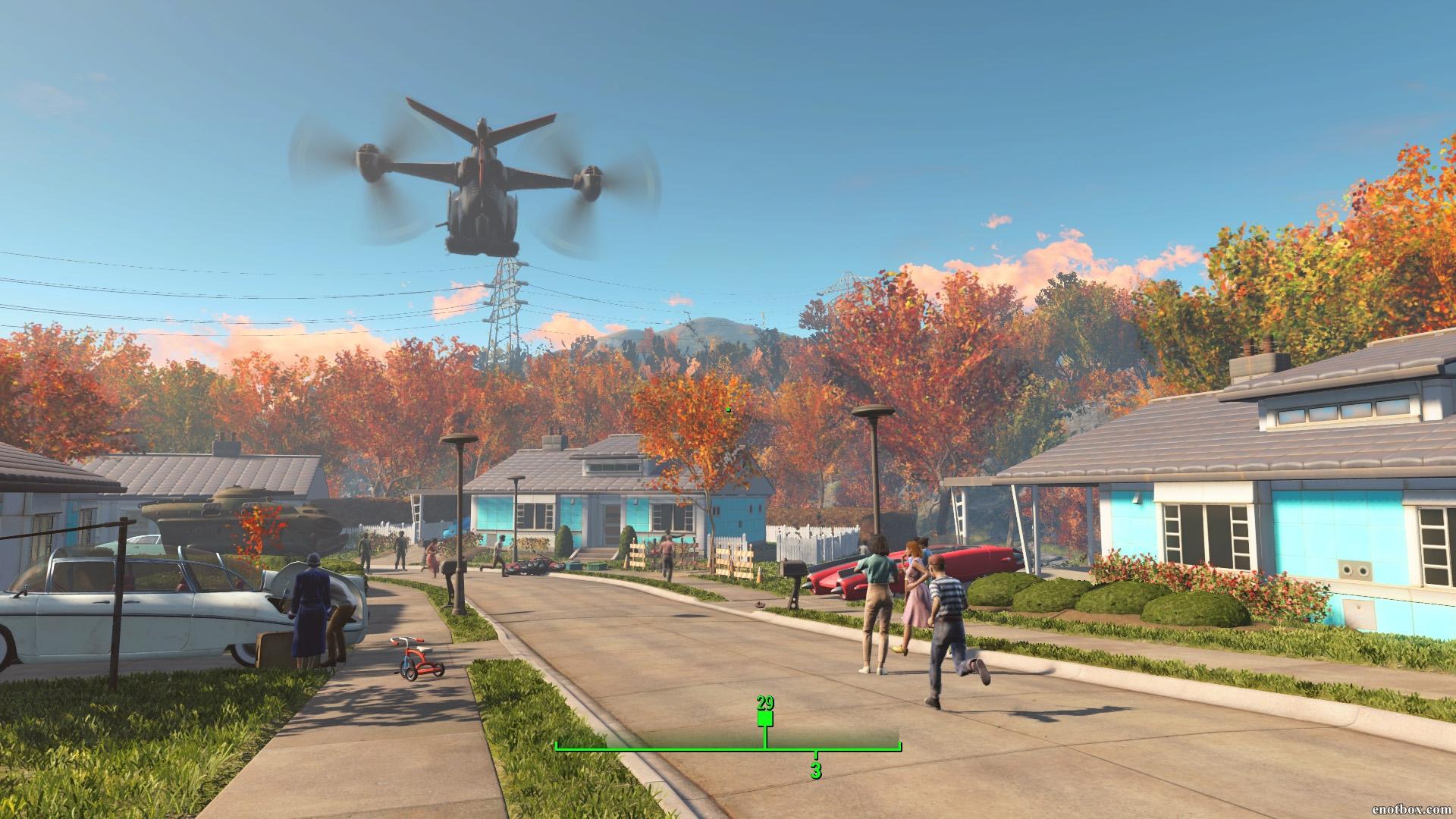 Fallout 4 update 1 скачать