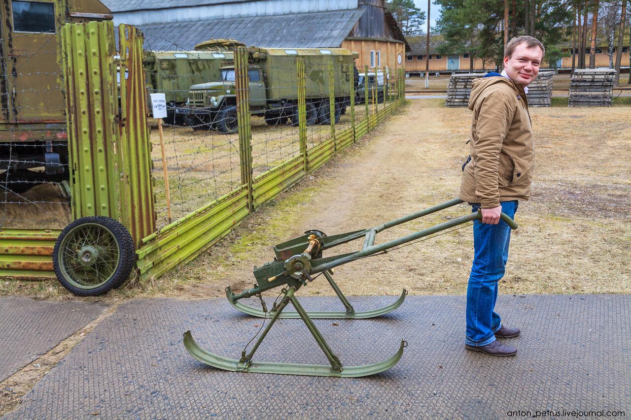 Распродажа в беларусской армии