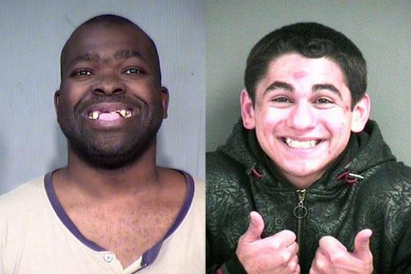 Смешные фотографии уголовников в полицейских участках 0 141b7f 68693d0 orig