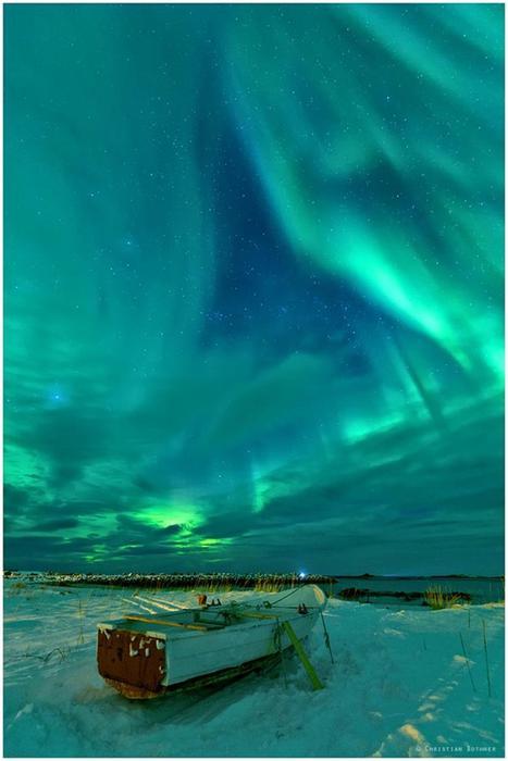 Красивые фотографии полярного сияния 0 10d640 a4043d04 orig