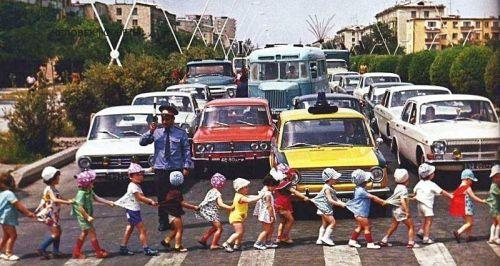 Полезные «народные правила» поведения на дороге, не прописанные в ПДД