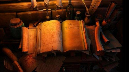 Книга ненаписанных историй
