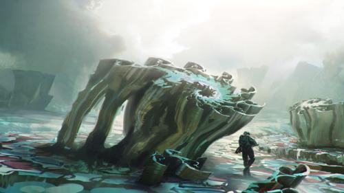 Halo 5 Долгая прогулка [Take a Hike]