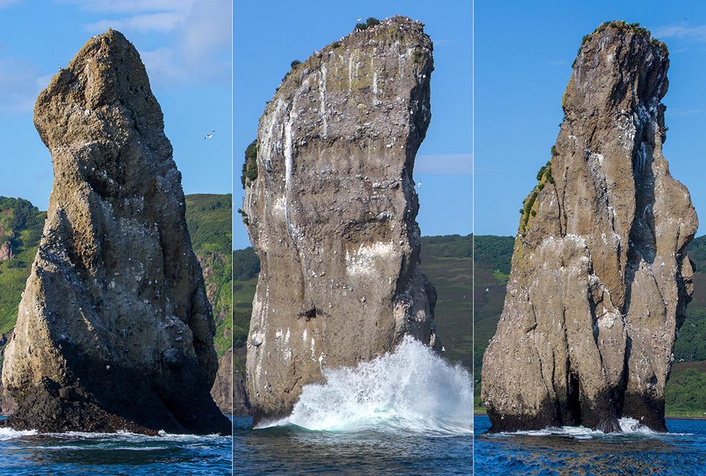 4. Что может быть лучше, когда стоишь под парусом и ощущаешь морской бриз! После «братьев» мы посети