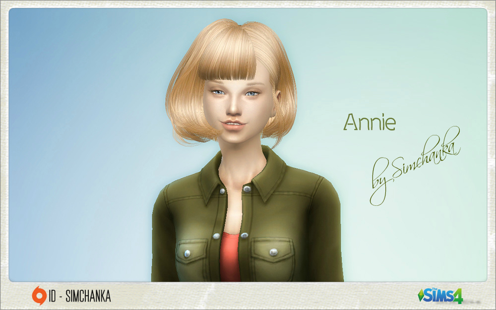 Annie by Simchanka