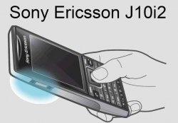 Книга Мобильный телефон Ssony Ericsson J10i2
