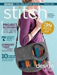 Журнал Interweave Stitch - Fall 2011