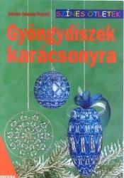 Книга Színes ötletek - Gyöngydíszek karácsonyra