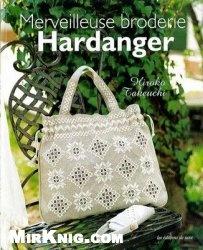 Книга Merveilleuse broderie Hardanger