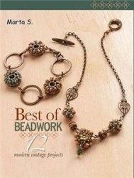 Журнал Best of BeadWork - modern vintage projects