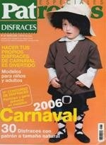 Журнал Patrones №34 Disfraces