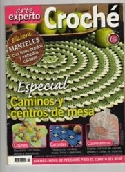 Журнал Croche arte experto №55 2008