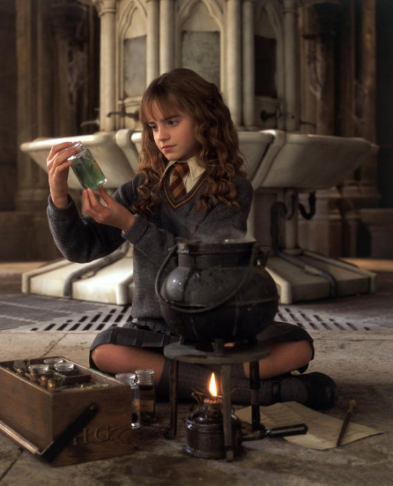 Актриса Эмма Уотсон отметила 25-летний юбилей