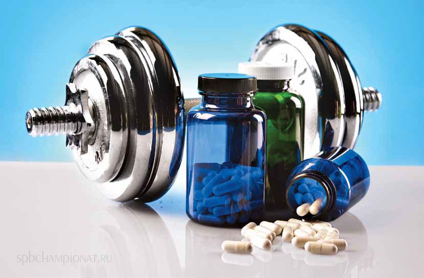 В комплекс спортивного питания часто включают пептиды для набора мышечной массы