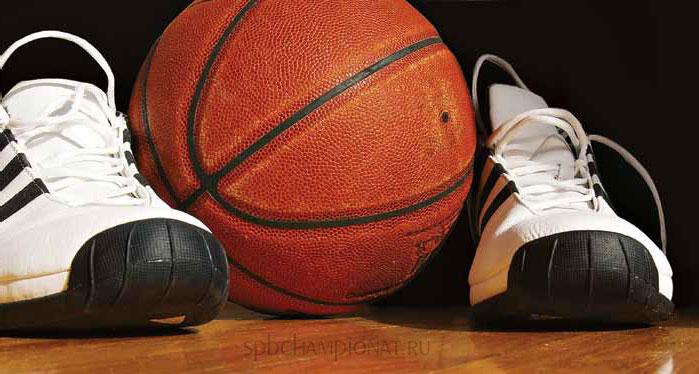 В баскетболе рекомендованы кроссовки с жесткой и утолщенной подошвой