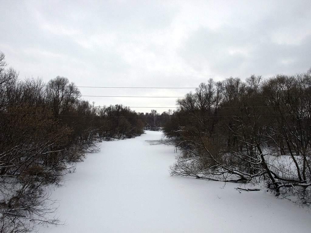 Река Инсар