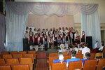 Битва хоров 2015 средние и старшие классы