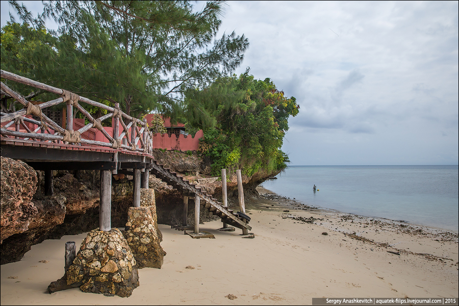 Остров Призон / Prison Island