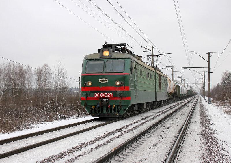 ВЛ10к-827