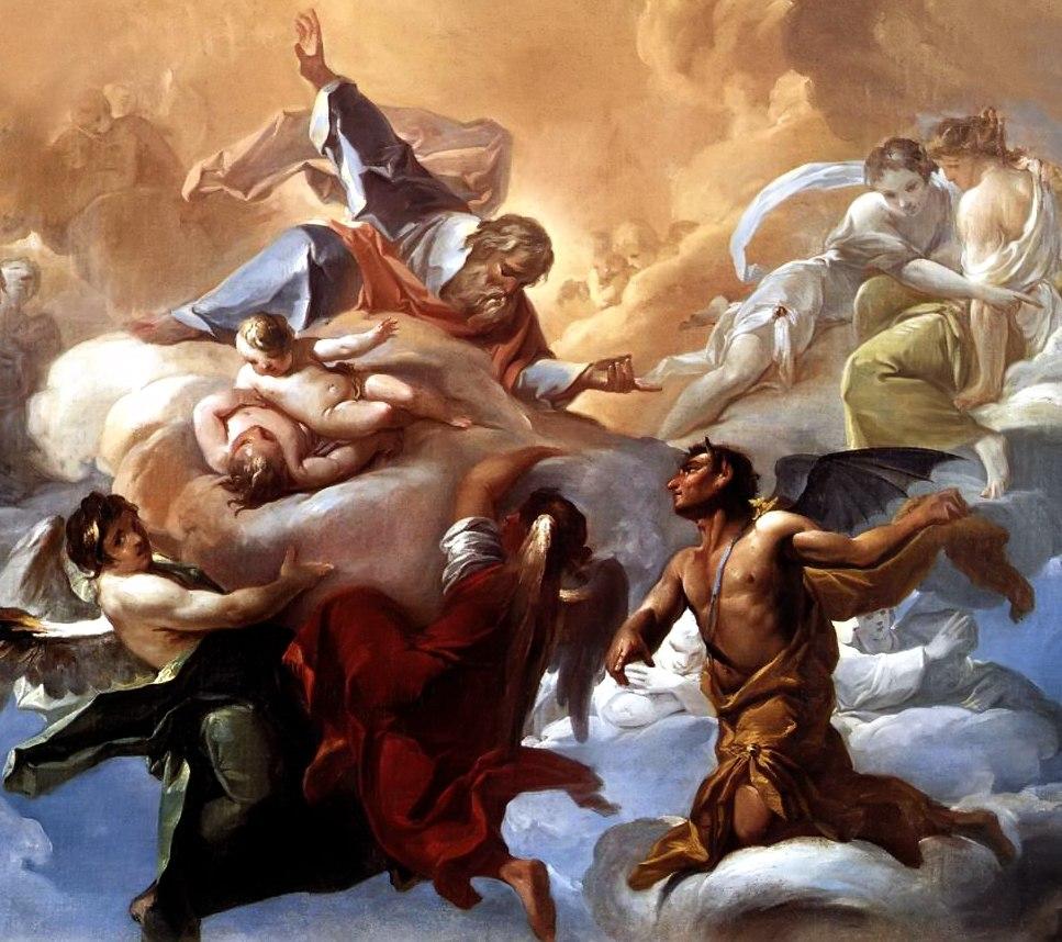 Религиозная живопись Коррадо Джаквинто