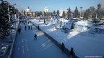 ВДНХ. Россия. Москва. Самый большой каток