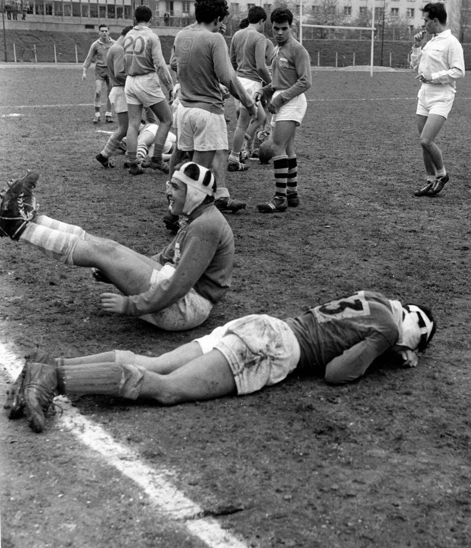 1959. Регби