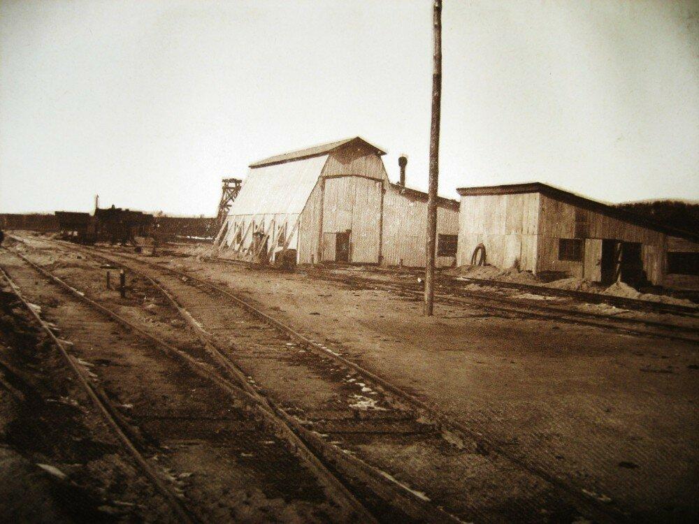 11. Станция Бурея. Кузница и временное депо