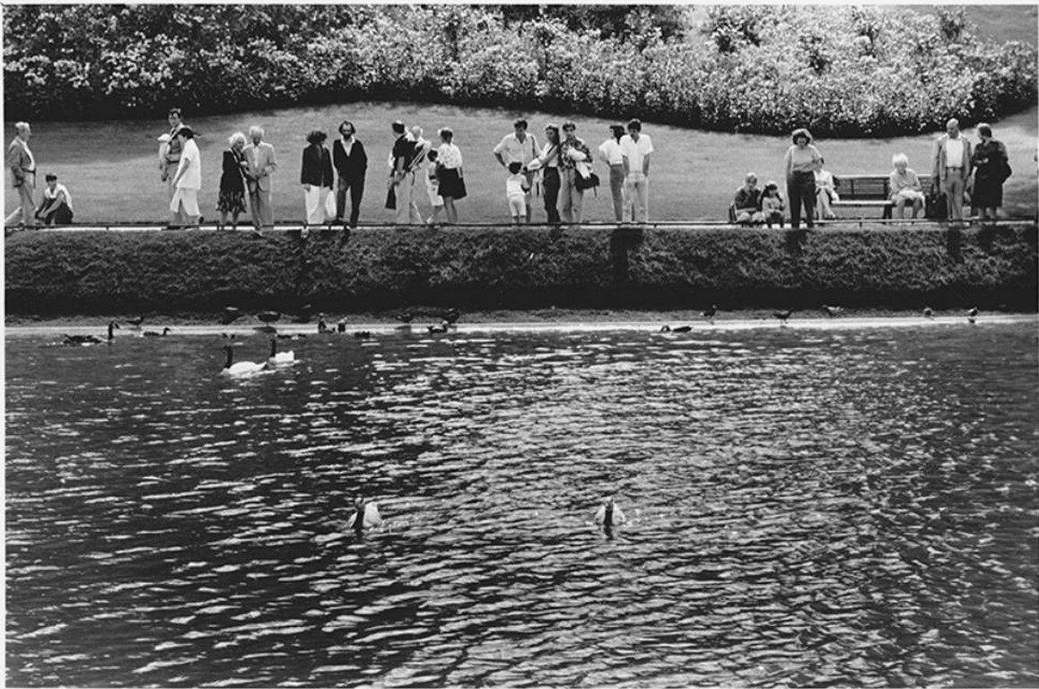 1970-е. В парке