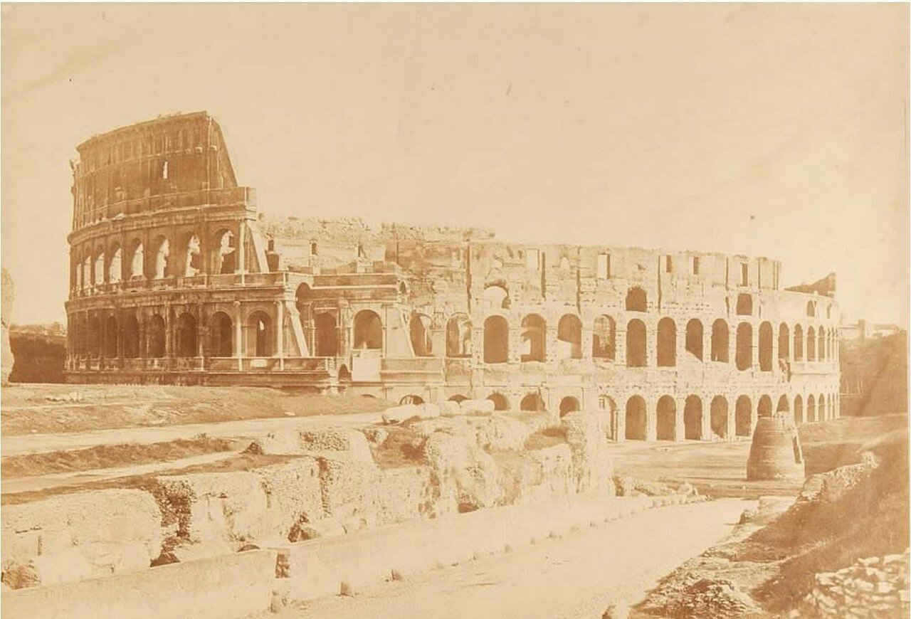 Колизей, 1855