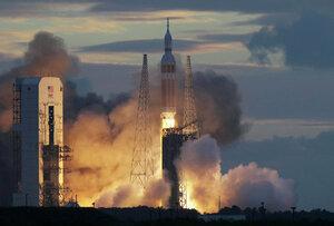Аппарат Orion достиг самой дальней точки своего полета