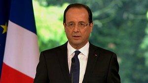 Президент Олланд подвел первые итоги борьбы с терроризмом