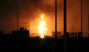 Взрывы в Тяньцзине: Китайская армия признала наличие цианида